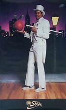 """Vintage NIP Nike Sugar 22"""" X 36"""" Poster Michael Ray Richardson NBA Basketball"""