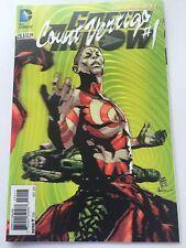 Green Arrow 23.1 Count Vertigo 3D Lenticular Cover