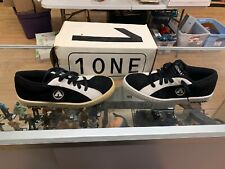 Vintage OG Airwalk 1 The One Suede Skate Shoes Sneakers Mens Sz 7 1/2 Very Rare