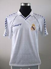 Original Camiseta Jersey Real Madrid local de fútbol 1989/1990 (L)