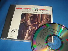 RARE CD BEEETHOVEN CONCERTO N°5 EMPEREUR / EDITIONS DU KOALA 1104 AU/CL LORDISC