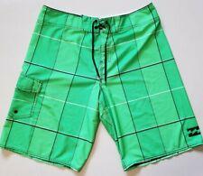 "🌊 Billabong Platinum X Recycler Hydrostretch Mens Size 34 Board Shorts 22"" long"