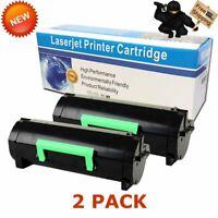 2 PK 2360 Toner Cartridge for Dell B2360D B2360DN B3460DN B3465dn B3465dnf M11XH