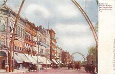 Springfield Illinois~Sixth Street~Tea~Boston Department Store~1905 VO Hammon