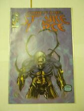 January 1995 Image Comics Code Name: Stryke Force #10 (JB-26)