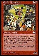 4x Goblin Granatieri - Goblin Grenadiers MTG MAGIC WL Weatherlight Eng