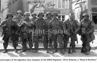 WW2 101st Airborne D-Day 76th C47 picture print Easy Company