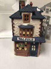 Dept 56 Walpole Tailors Retired