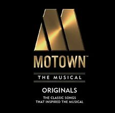 MOTOWN THE MUSICAL (SONGS INSPIRED BROADWAY SHOW)  CD NEW+