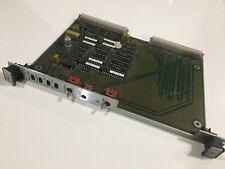 Motorola EMI-1 VME bus Module Board 01-W3737B-01B - GUARANTEED - FREE SHIPPING