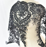 Sequin Costume Bridal Evening Dress Lace Edging Embroidery Blossom Craft Ribbon