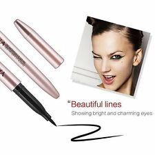 Black Long Lasting Eye Liner Pencil Waterproof Liquid Eyeliner Pen Cosmetic Hot