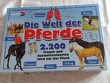 Die Welt der Pferde, 2.200 Fragen und Auswahlantworten von noris