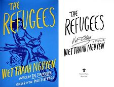 Viet Thanh Nguyen~SIGNED & DATED~Refugees~1st/1st + Photos!