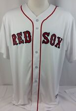 BRAND NEW Majestic  Red Sox CoolBase Field Jersey
