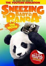 Sneezing Baby Panda  The Movie [DVD]