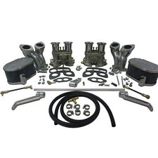 Type 1, Dual 48MM IDF Carburetor kit W/ CB manifolds & linkage