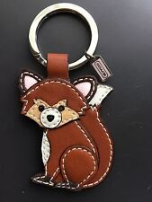 Leather Animal Key Chains, Rings & Finders for Women