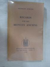 "Frithjof Schuon ""Regards sur les Mondes Anciens"" /Editions Traditionnelles"