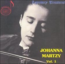 Johanna Martzy 1, New Music