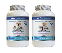 dog urinary tract support - DOG TOTAL HEALTH COMPLEX 2B- vitamin b3 for dogs