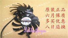 For Firstd FD7010H12S 75mm Video Card Dual Fan HD6950 HD7790 HD7850 #M749 QL