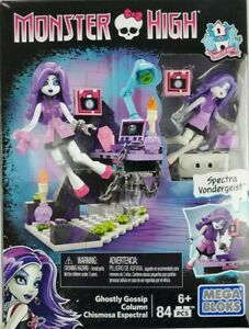 MEGA Bloks Monster High Ghostly Gossip 84 pcs. Discontinued