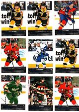 2015-16 UD Series 2 Young Guns (#451-500) YG Update U-Pick Lot Choose RC