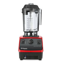 Vitamix Drink Machine with Red Base 48 Oz (1.4 Liters)