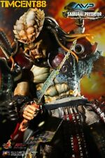 Hot Toys AC01 Alien vs Predator AVP Takayuki Takeya Samurai Predator 1/6 Figure