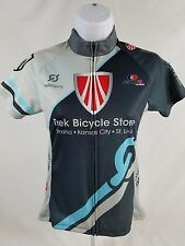 Capo Trek Store Club Women's Cycling Jersey SIZE Small 1a