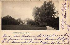 CPA  Ermenonville - Le Parc  (290969)