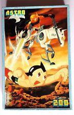 Puzzle vintage Atlas vs Astro le petit robot NTV Tezuka productions 1984 TF1