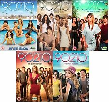90210 DVD Complete Collection 1 2 3 4 5 BRAND NEW AND SEALED UK REGION 2 DVD