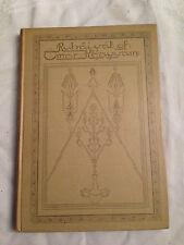 Willy Pogany - Rubaiyat Of Omar Khayyam - 16 Lovely Plates - 1917