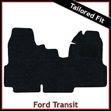 Ford Transit 2006-2013 Crew Cab Tapis Tapis De Voiture Noir