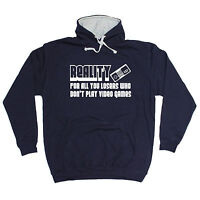 REALITYLOSERS WHO DON'T PLAY VIDEO GAMES HOODIE gamer hoody funny birthday gift
