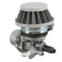Carburetor Carb Air Filter 47cc 49cc Mini Moto Quad Dirt Bike Parts Replacement