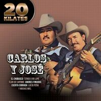 Carlos Y Jose - 20 Kilates [New CD]