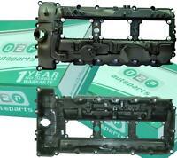 FOR BMW 3.0 PETROL N55 CYLINDER HEAD ENGINE VALVE COVER & GASKET 11127570292