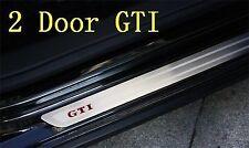 Door sill scuff plate For VW GOLF 6 7 MK6 GTI 2Door 2010 2011 2012 2013 2014 15