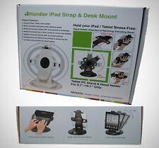 360° Ipad 1 /2 Halter für Tablet Halterung Tab Stativ Aufsteller Ständer Holder