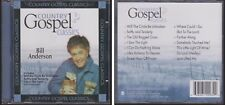 BILL ANDERSON Country Gospel Classics 2005 Madacy Canada CD Christian Hits