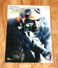 Tom Clancy's Rainbow Six Vegas / Tom Clancy's Splinter Cell Double Agent Poster
