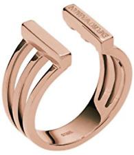 Emporio Armani Ladies Ring EGS2344221 Size 5.5