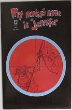 2002 MY MONKEY'S NAME IS JENNIFER  #4  -   VG                      (INV17389)
