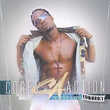 Corey Action : Time for Some Action CD