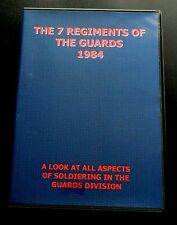 THE 7 REGIMENTS OF THE GUARDS 1984 DVD