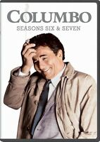 Columbo: Seasons 6-7 - 3 DISC SET (2014, DVD New)