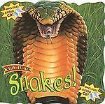 Know-It-Alls Ser.: Snakes! by Christopher Nicholas (2001, Compact Disc /...